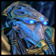 Zealot Avatar #5 for the Zealot Rank on Starcraft Replay