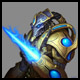 Zealot Avatar #6 for the Zealot Rank on Starcraft Replay