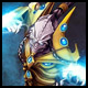 Zealot Avatar #7 for the Zealot Rank on Starcraft Replay